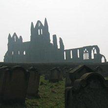 Whitby Abbey , kwiecień 2003