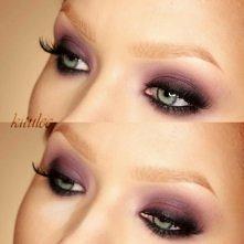 Plum Smokey - Jennifer Lopez Golden Globes 2015 Inspired Look  tutorial do tego makijazu na moim kanale - kitulec makeup, a szczegóły na blogu - kitulec beauty blog