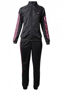 adidas Performance - Adidas Performance YOUNG IMAGE SUIT Dres phantom
