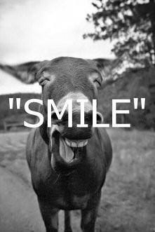 uśmiech :)