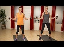 5-Minute Sexy, Sculpted Arm Workout   POPSUGAR Training Club