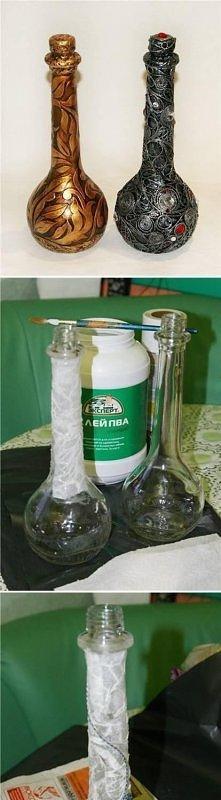 Butelka ozdobna ...
