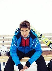 Kamil Stoch *-* Uwielbiam go i trzeba przyznać, że jest przystojny ♥