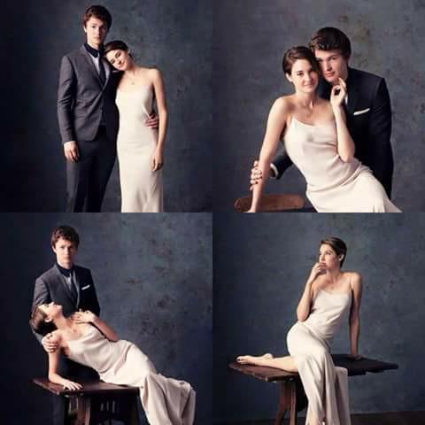 Hazel&Augustus *-*