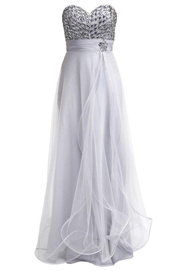 Luxuar Fashion Suknia balowa - silbergrau  1 249,00 zł w tym VAT