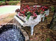 """Fortepian jako """"wodospad""""? ♥"""