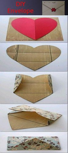 DIY - koperta