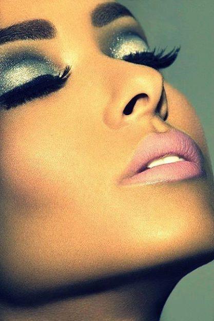 idealny makijaż :-)