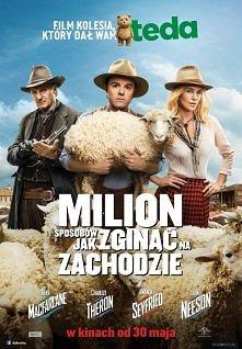 """""""Milion sposobów, jak zginąć na Zachodzie"""" to opowieści o Albercie, tchórzliwym hodowcy owiec. Gdy Albert wykręcił się od uczestnictwa w tradycyjnej strzelaninie, jego..."""