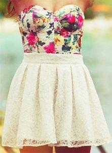 Cel na lato: nosić więcej sukienek, zwiewnych, kolorowych i radosnych, takich...