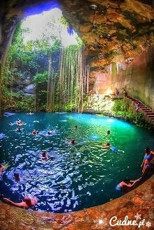 Wodna jaskinia <3
