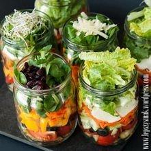 Składniki na sałatki: podst...
