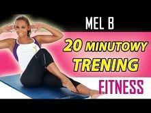 Mel B :D  Umarłam :)  ćwicze 6 razy w tyg Pośladki z Mel B a dzis wzieło mnie na to ledwo zrobiłam :D