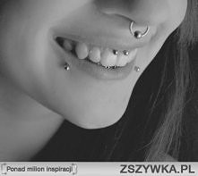 Smiley and Septum and Snake