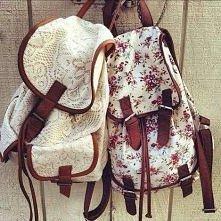 Plecaki Vintage. Lubicie? ♥