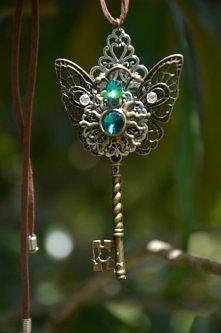 Klucz - motyl