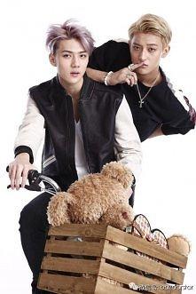 SeHun & Tao, EXO