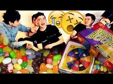 FASOLKI O SMAKU TEREFERE! - Bean Boozled Challenge (JDabrowsky, skkf, Kislu, Thor)