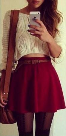 Wie ktoś gdzie mogę dostać taki krótki sweter?