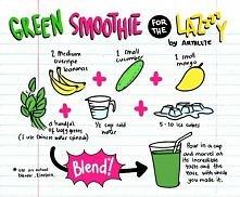 szybki i zdrowy smoothie
