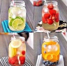 wody smakowe, ale extra *.* chcę już lato, a wy? ;) ~ Marta