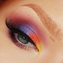 Lemon Drop Kolorowy makijaż już do obejrzenia! Video tutorial już na kanale YT - kitulecmakeup oraz na blogu - kitulec beauty blog