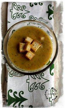 Zupa fasolowa krem