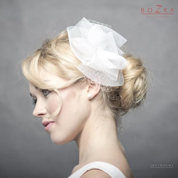 Ozdoba ślubna do włosów  Bozka 2015