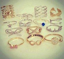 raaaj. kocham pierścionki :)