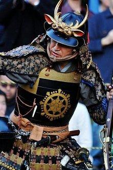 Bushi Medieval warrior, a f...