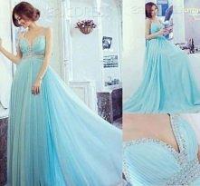 piękna suknia ! :)