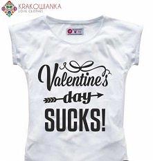 t-shirt walentines day suck...