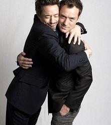 Robert Downey Jr & Jude...
