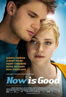 Niech będzie teraz- Now Is Good(2012) Tessa jest śmiertelnie chorą na białaczkę siedemnastolatką, postanawia przeżyć szybkie dorastanie w czasie, który jej pozostał. Tworzy list...