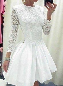 Sukienka w koronke ♥ ♥ ♥