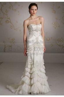 Lazaro Wedding Dresses Style LZ3059