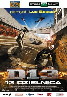 Akcja filmu rozgrywa się w Paryżu w roku 2013, który jest podzielony na dzielnice. Jedną z nich jest 13 Dzielnica, którą na polecenie rządu oddzielono murem od reszty miasta. Ga...