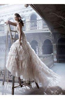 Lazaro Wedding Dresses Style LZ3167