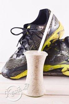 Co pić przed treningiem? Przepis dla biegacza