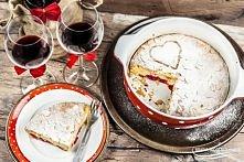 Walentynki tuż, tuż i oto idealny deser na romantyczną kolację! Przepis znajd...