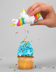 Unicorn Sprinkler Shaker