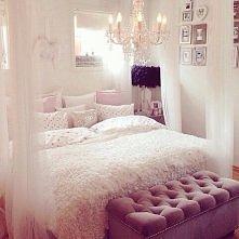 Cudowne łóżko!