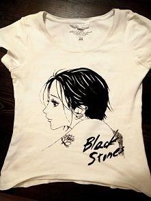 Koszulka ręczne malowana