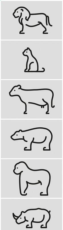 szybkie malowanie zwierząt