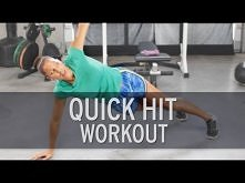 Quick Hit Workout