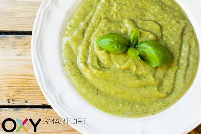 Przepis Na Fit Dietetyczny Obiad Zupa Krem Z Zielonego Groszku Na