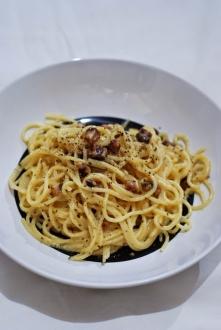 Spaghetti carbonara- przepis po kliknięciu w zdjęcie.  Smacznego!