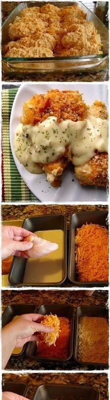 kurczak w marchewce