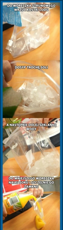 sposób na pyszne lody :)