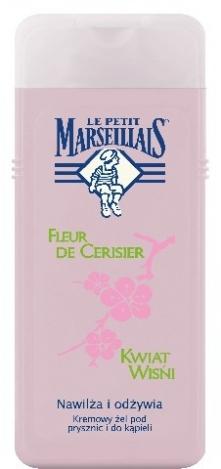 Le Petit Marseillais żel pod prysznic Kwiat Wiśni cudo <3